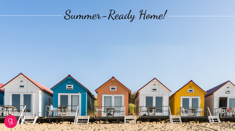 Poster of Getting summer ready blog